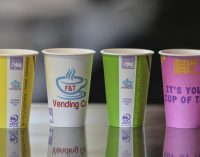 PEFC Certified Coffee Cups Commission to Mark Hull City of Culture 2017