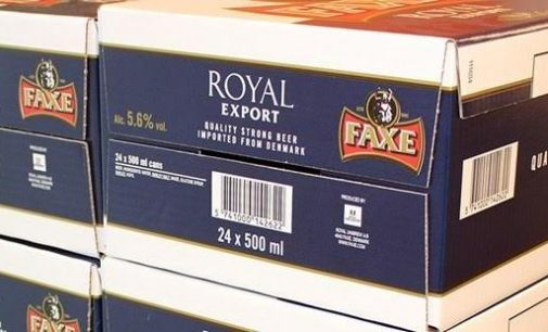 DS Smith Helps Royal Unibrew Sail to Success