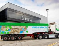Gas Power Now Bringing Brewing Grains to Guinness