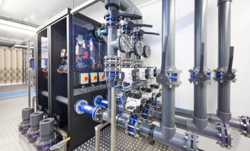 Bespoke Water Recovery Plant Exceeds Water Reduction Targets For Britvic Beckton