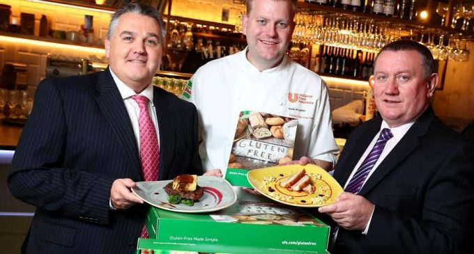 Unilever Food Solutions Launches Ireland's First Foodservice Gluten-Free Guide