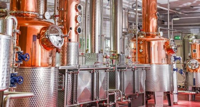 Altia Opens New Distillery in Sweden