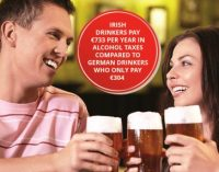 Irish Drinks Industry Welcomes Decline in Alcohol Consumption by Young People