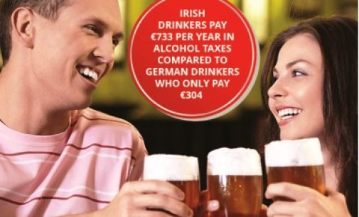 Drinks Industry Welcomes Fall in Alcohol Consumption in Ireland