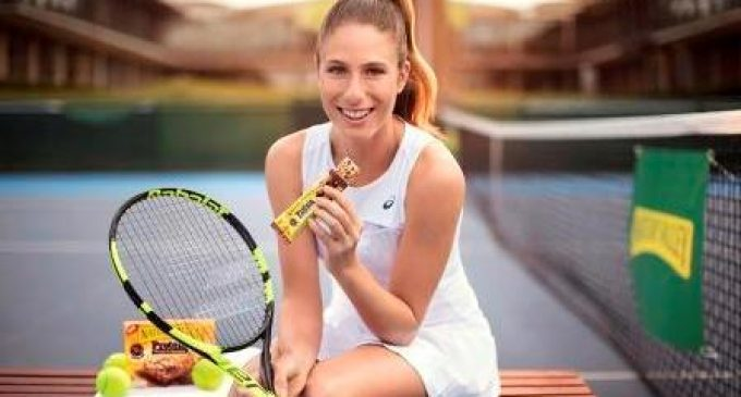 Nature Valley Names Johanna Konta as First UK Brand Ambassador