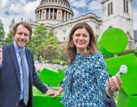 Harrogate Water Backs Keep Britain Tidy Campaign