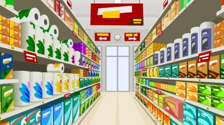 the evolution of modern grocery market We're all being manipulated by our grocery stores  a shopper peruses the  grocery aisles at a south africa based supermarket in the modern.