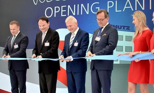 New Schütz Factory in Poland Officially Opened