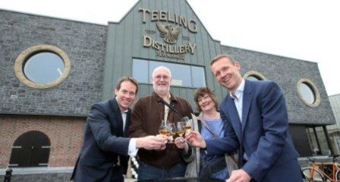 Teeling Whiskey Welcomes 185,000 Visitors to its Distillery in First Two Years