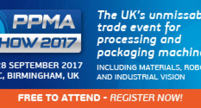 Industry Leaders Join PPMA Show 2017 Learning Hub Line-up – 26-28 September 2017, NEC Birmingham