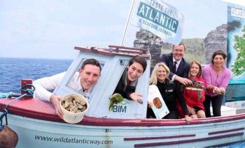 'Taste the Atlantic- a Seafood Journey' Trail Expands to Embrace Irish Food Tourism Opportunity