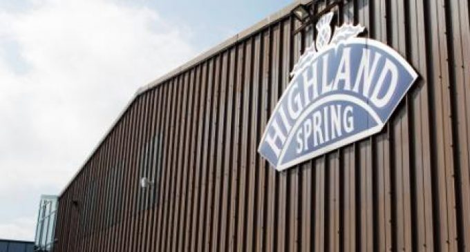 Energy-efficient LED Upgrade 'Dramatically' Improves Light Levels For Highland Spring