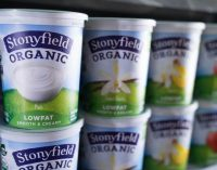 Danone Sells Stonyfield to Lactalis For $875 Million
