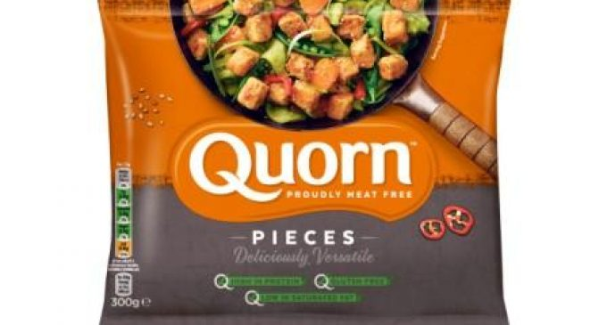 Quorn Foods to Invest £150 Million in UK Facility