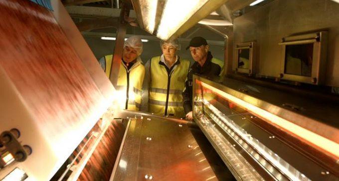 Bühler's SORTEX PolarVision™ Technology Safeguards Quality of Blåtand's Super Berries