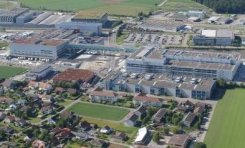 First Phase of Complex Logistics Centre Completed For Swiss Food Company