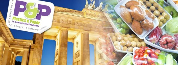 Market-leading Food Contact Conference, Plastics & Paper in Contact with Food – 4-7 December, Berlin