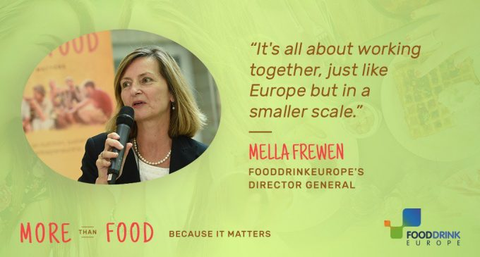 FoodDrinkEurope Head to Address National Food and Drink Conference & Exhibition in Dublin