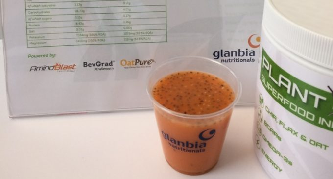 Glanbia Nutritionals Showcases Innovative Solutions and Advanced Beverage Ingredient Expertise at Drinktec 2017