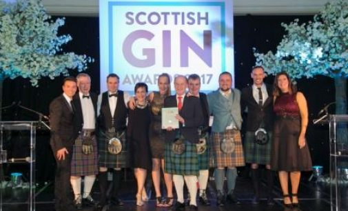 Isle of Harris Distillery Wins Excellence in Branding Category at Inaugural Scottish Gin Awards