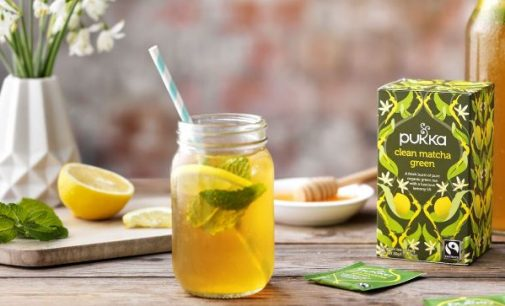 Unilever Acquires Organic Herbal Tea Business