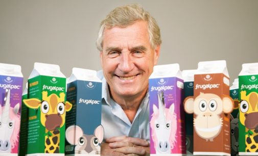 Only 1 in 10 Laminated Beverage Cartons Currently Recycled in the UK