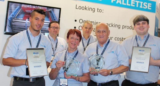 Pacepacker Repeats Double Automation Innovation Award Win