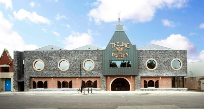 Visitors to Irish Whiskey Distilleries Up 11% in 2017