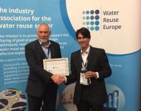 Aquabio Wins Water Reuse Europe Innovation Award