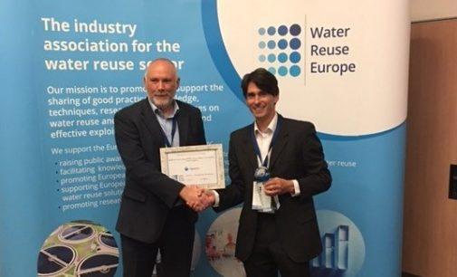 Aquabio Wins Water Reuse Europe Innovation Award