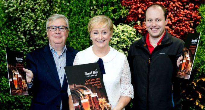 Irish Craft Beer Sustaining Growth