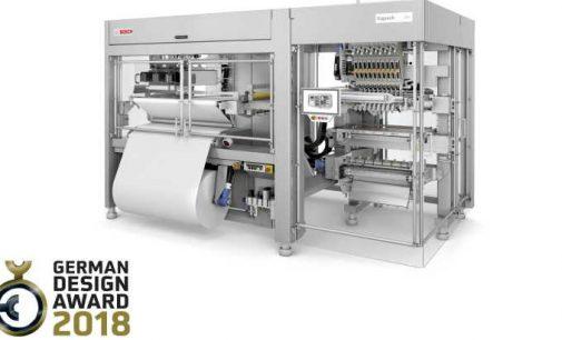 Bosch Packaging Technology Wins German Design Award 2018
