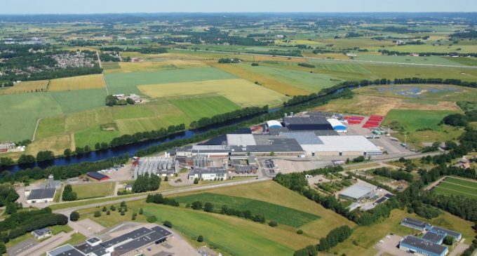 Carlsberg Group's First Carbon-neutral Brewery