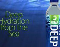 Danone Invests in Deep Ocean Bottled Water