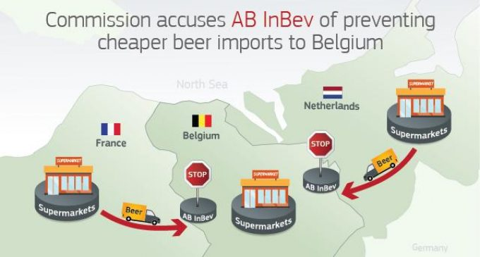 AB InBev Accused of Abusing Dominant Position in Belgium