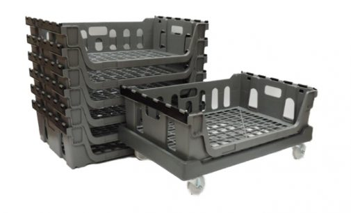 Alison Unveils New UK-made Bread Basket Dolly