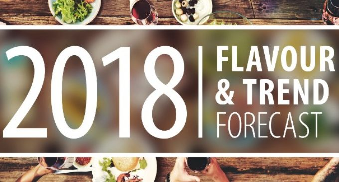 Bell Flavors & Fragrances EMEA Presents 2018 Flavour and Trend Forecast