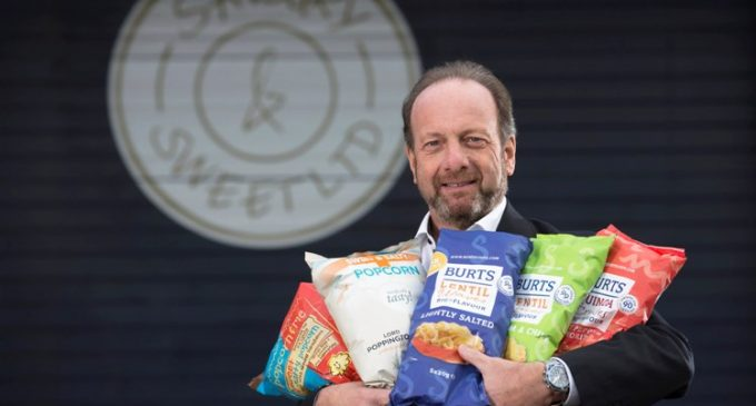 Burts Potato Chips Accelerates Growth With Acquisition