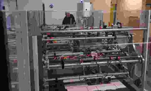 Frip Finishing Invests in Pick and Place Window Technology