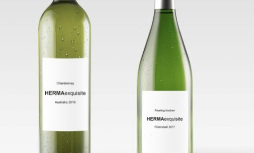 New HERMA Self-adhesive Material For Wine Labels