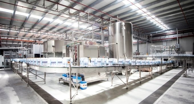 Lete SpA – A Compact Line of 44,000 bph For Square Bottles