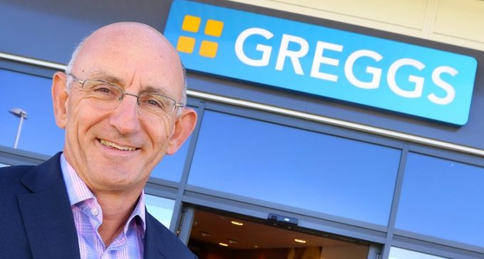 Greggs on a Roll
