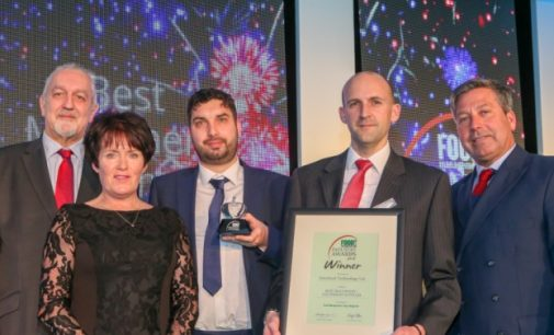 Interfood Celebrates Double Food Industry Award Win