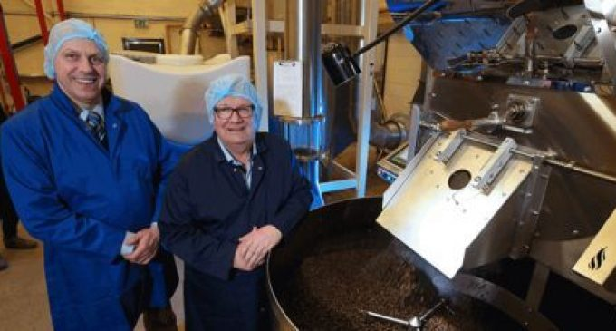 Pure Roast Coffee Invests in Future Growth