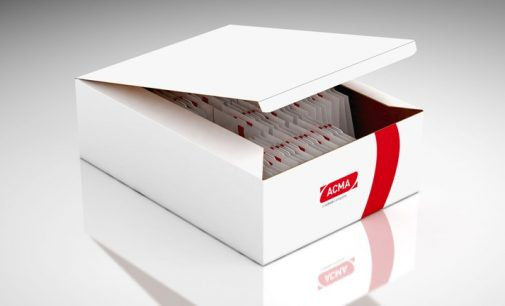 ACMA Develops New Solutions For the Secondary Packaging of Tea