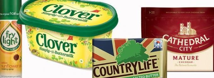 Canadian Dairy Giant to Acquire Dairy Crest For £975 Million