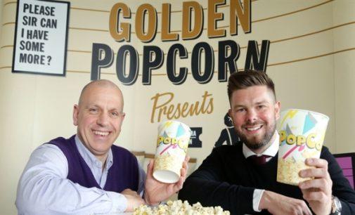 Golden Export Success For Popcorn Firm