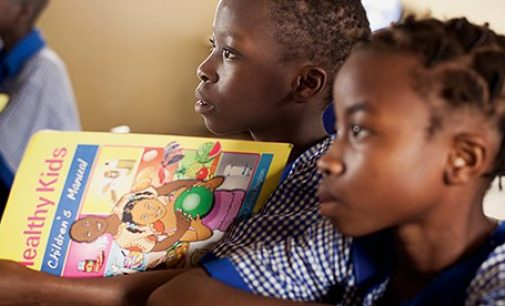 Nestlé Launches Global Initiative to Help Children Lead Healthier Lives