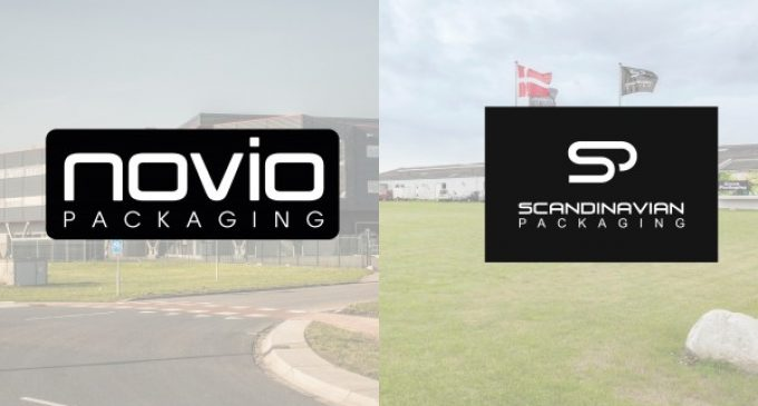Novio Packaging Group to Merge With Scandinavian Packaging