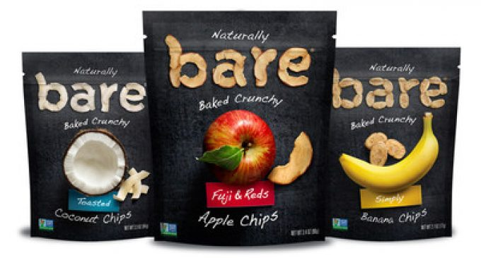PepsiCo Expands Better-For-You Portfolio into Baked Fruit and Vegetable Snacks